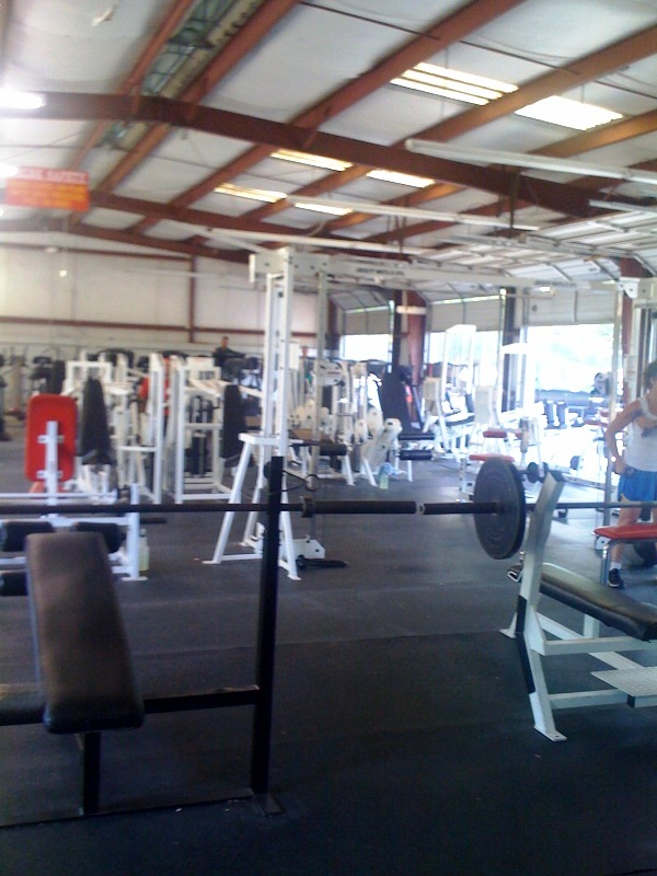 Musing on the madison fitness temporary digs jamie