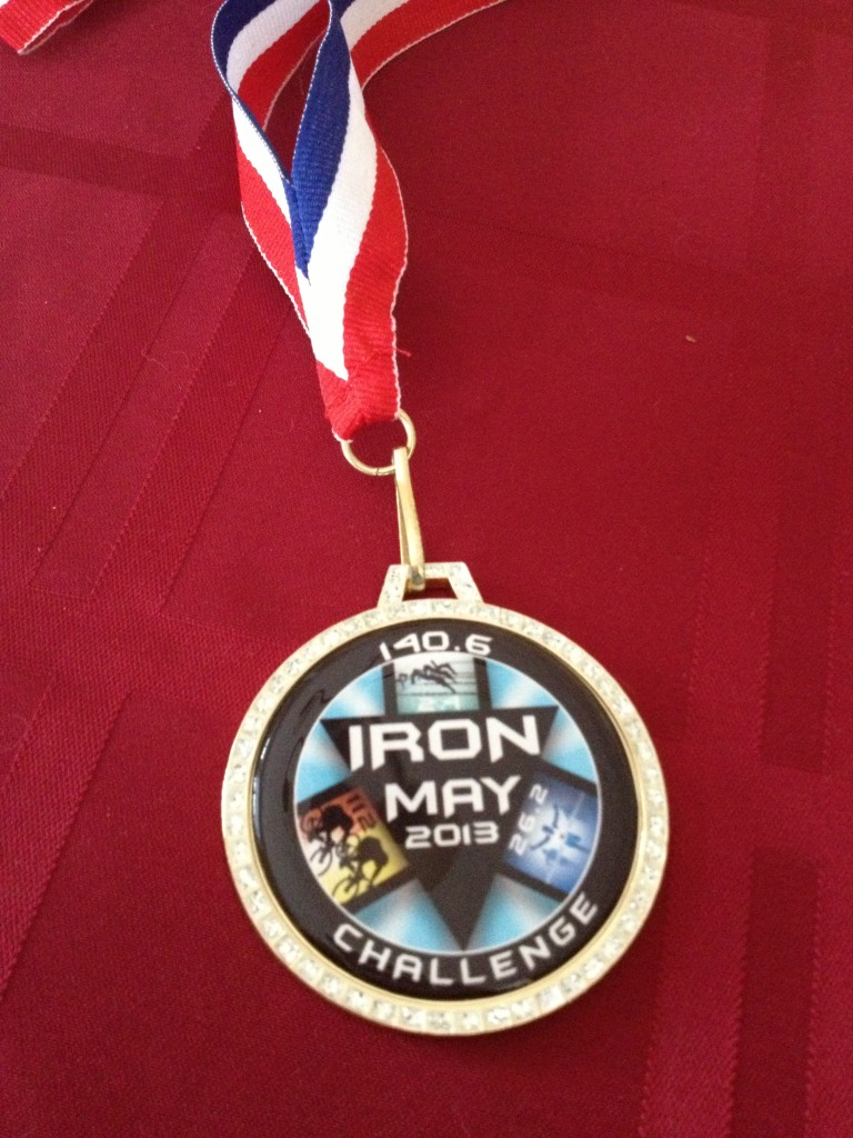 ironmay medal